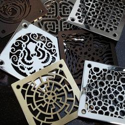 Designer Drains Collection - Designer Drains