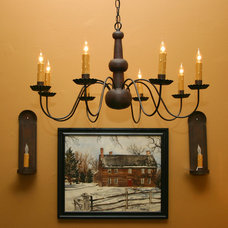 Traditional Chandeliers by Two if by Sea Gallery