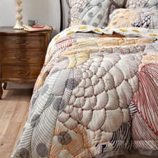 Eclectic Quilts by Anthropologie