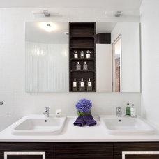 Contemporary Bathroom by Increation