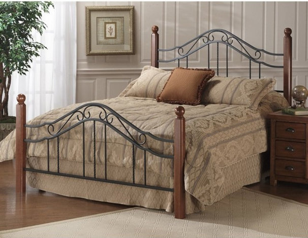 Contemporary Beds Madison Bed Multicolor - HL1535
