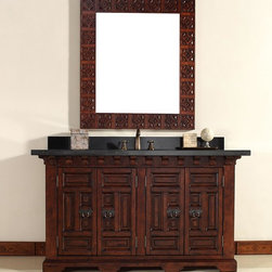 "60"" Monterey Single Bath Vanity -"