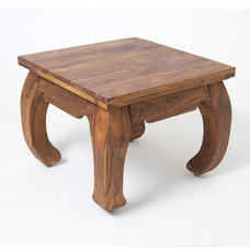 Asian Coffee Tables by Wicker Emporium