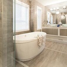 Contemporary Bathroom by Denca Distributors