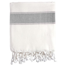 Contemporary Bath Towels by Nine Space