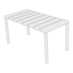 Markamoderna - Markamoderna | TL 1 Bench - Design by Javier Cristiani.