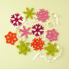 Modern Wreaths And Garlands by The Land of Nod