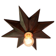 Mediterranean Flush-mount Ceiling Lighting by Ballard Designs