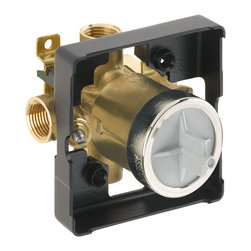 Delta MultiChoice(R) Universal Tub and Shower Valve Body - R10000-IPWS - Timeless design for today's homes