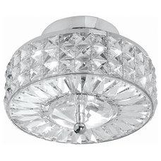 Contemporary Flush-mount Ceiling Lighting by Overstock.com