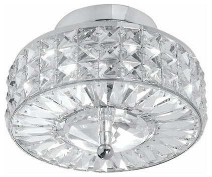 Contemporary Flush-mount Ceiling Lighting by Overstock.com