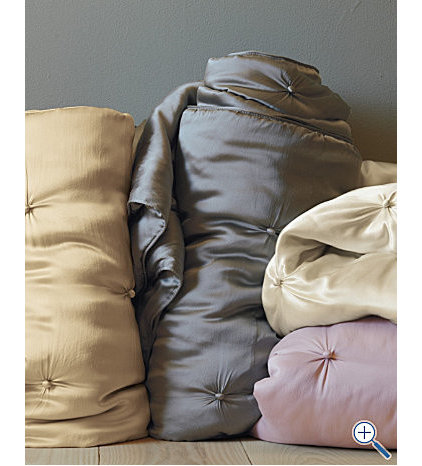 Contemporary Comforters And Comforter Sets by Garnet Hill