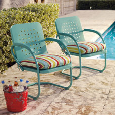 Eclectic Patio Furniture And Outdoor Furniture by Grandin Road