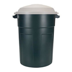 Rubbermaid - Rubbermaid 32 Gallon Non-Wheeled Trash Can (8-Pack) (2894-87BLAZB) - Rubbermaid 2894-87BLAZB 32 Gal Non-Wheeled Trash Can