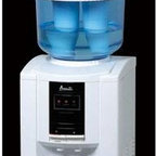 """Avanti - Tabletop Water Dispenser with Zero Water Filtering Bottle System - Convenient """"All in One"""" Model Tabletop Water Dispenser that includes the Zero Water Filtering Bottle System."""