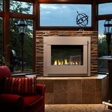 Heat and Glo Solaris Gas Fireplace