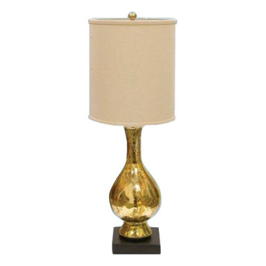 "AF LIGHTING - Candice Olson Aurora Table Lamp - AF Lighting 7721-TL Candice Olson ""Aurora"" Antique Glass Table Lamp with Natural Linen Shade, Finished in Black AF Lighting 7721-TL Features: Black Finish with Natural Linen Shade Uses (1) 150 Watt 3-Way Medium Base Incandescent Bulb (Not Included) Product Dimensions: 29""H x 10"" Diameter From the Candice Olson ""Aurora"" Collection Since 1987, AF Lighting has been among the leading manufacturers of impressive and distinctive lighting designs while maintaining affordability and value. They offer over 800 products for Retail Lighting Showrooms, Furniture Stores, Department Stores, Internet, Hotels, Casinos, Hospitality and Institutional customers as well as Interior Designers."