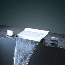 Contemporary Bathtub Faucets by wholesale faucet