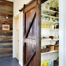 Industrial Kitchen by Specialty Doors