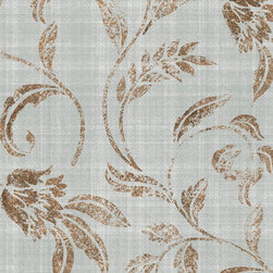 York Wallcoverings - GN2475 Wallpaper, Double Roll - Prepasted: Paste has already been applied to the back of the wallpaper and is activated with water.