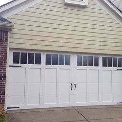 Carriage House Garage Doors -