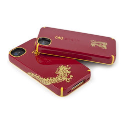 Year of the Dragon CandyShell for iPhone 4S/4 - A Year of the Dragon iPhone case.