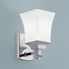 Norwell 9711 Sapphire 1-Light Wall Sconce