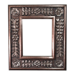 Fancydecor - Decorative Wall Frame Antique Baroque Style - This would look amazing as an empty frame on the wall as part of your decor, you can add a large art piece to it, or a mirror.