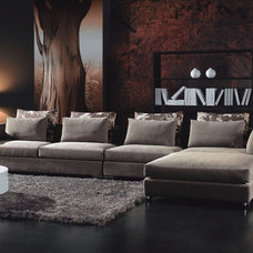 Modern Sectional Sofas by Dexter Sykes