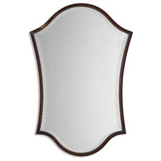 Transitional Makeup Mirrors by Fratantoni Lifestyles