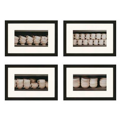 Paragon Art - Paragon Vintage Ware ,Set of 4 - Artwork - Vintage Ware ,Set of 4         ,  Paragon Exclusive Giclee     Artist is Sikes , Paragon has some of the finest designers in the home accessory industry. From industry veterans with an intimate knowledge of design, to new talent with an eye for the cutting edge, Paragon is poised to elevate wall decor to a new level of style.