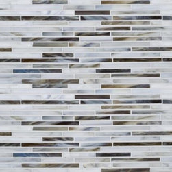 Peace Man Peace Glass Mosaic - Fiorano Tile Showrooms is a family owned and operated business that has been serving the Long Island / NY Tri-State area  since 1977.