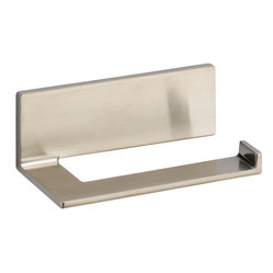 Vero Toilet Tissue Holder in Stainless