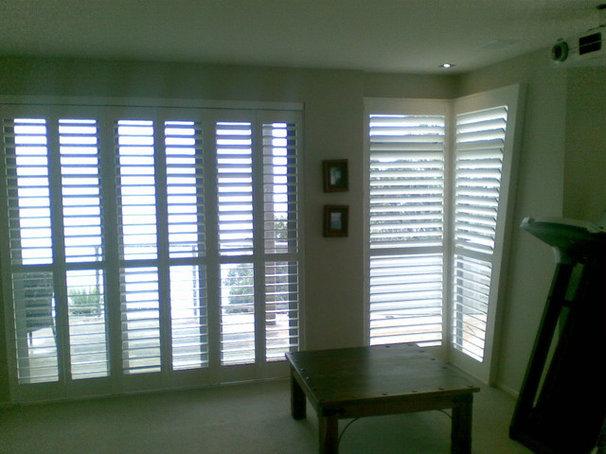 Modern Window Treatments by Curtain Design