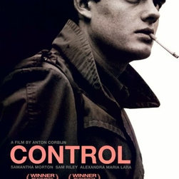 Control 11 x 17 Movie Poster - Style A - Control 11 x 17 Movie Poster - Style A Sam Riley, Samantha Morton, Craig Parkinson, Alexandra Maria Lara. Directed By: Anton Corbijn. Producer: Orian Williams Todd Eckert.