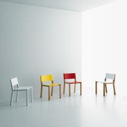 Pepper Chair - Deesign: Andrea Lucatello