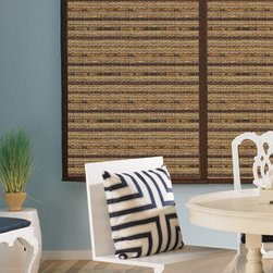 Bali - Bali Cabo, Haven, Montego, Trinidad and Retreat Sliding Panels - Bali Sliding Panels offer a modern alternative to standard window treatments that's perfect for patio doors, wide windows or as a room divider.  This collection of woven wood fabrics is made from carefully selected bamboo, reeds and grasses.