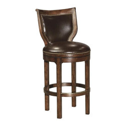 EuroLux Home - New Swivel Barstool Bar Stool Armless - Product Details