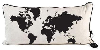 Modern Decorative Pillows by Stylish Life