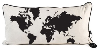 Modern Pillows by Stylish Life
