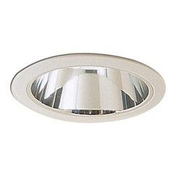 "Nora Lighting - Nora NL-614 6"" Chrome Adjustable Reflector Trim - 6"" Chrome Adjustable Reflector Trim"