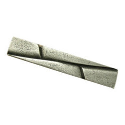 Anne at Home Hardware - Dijon Pull, Antique Bronze - Made in the USA - Anne at Home customized cabinet hardware enables even the most discriminating homeowner to achieve the look of their dreams.  Because Anne at Home cabinet hardware is designed to meet your preferences, it may take up to 3-4 weeks to arrive at your door. But don't let that stop you - having customized Anne at Home cabinet knobs and pulls are well worth the wait!- Drill Centers - 3  - Available in many finishes.