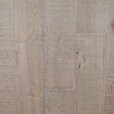 Rustic Wood Flooring by Schumacher & Co. Custom Hardwood Floors