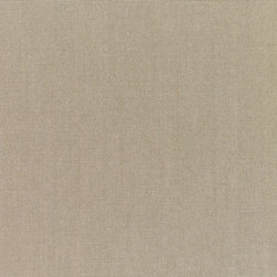 "Sunbrella USA - 5461 Sunbrella Taupe Fabric - Sunbrella indoor/outdoor high performance fabric.  5 year warranty against fade, mildew and water resistance. 100% Solution-dyed Acrylic Yarns.  54"" wide. Solid.  Manufactured in the United States.  Machine wash - cold water. NO DRYER/HEAT."