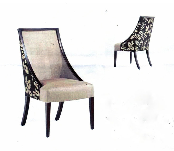 Contemporary Dining Chairs by Robin Lechner Designs