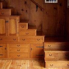 The Tansu Stair Cabinet - by dan mosheim @ LumberJocks.com ~ woodworking communi