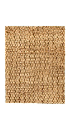 Anji Mountain - Cira Jute Rug - 4' x 6' - Jute brings a magnificent, chunky texture to any space. These rugs are expertly handloom-woven by skilled weavers who employ a variety of traditional techniques to create these simply beautiful styles. Jute fibers exhibit naturally anti-static, insulating and moisture regulating properties. It is predominantly farmed by approximately four million small farmers in India and Bangladesh and supports hundreds of thousands of workers in jute manufacturing (from raw material to yarn and finished products).