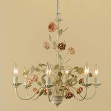 Farmhouse Chandeliers by Bellacor