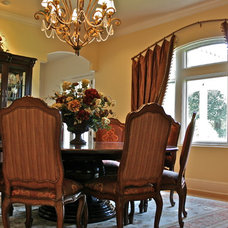 Traditional Window Treatments by Finishing Touches