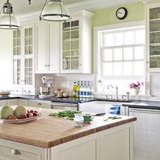 Modern  A life's design modern cottage kitchen